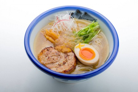 Taste the exquisite ramen born from the natural waters of Oyama