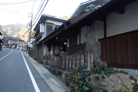 Japan Heritage - Experience Edo through paying a visit to pray at Oyama and staying at the pilgrim's lodgings