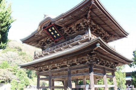 One day trip from Tokyo to experience old Kamakura and itstraditional culture