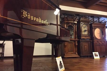 가와사키 다카쓰구의 재미있는 견문 박물관 순회