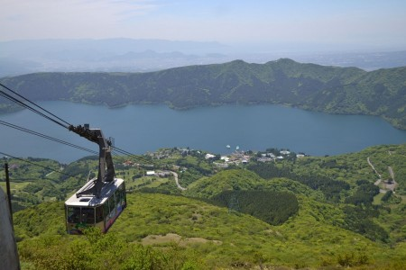 A once in a lifetime experience, exclusive to Hakone