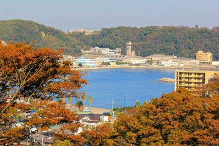Film Locations of Takeshi Kitano's A Scene at the Sea - 2 Days, 1 Night - Tour of Yugawawra and Yokosuka (Car Rental Plan)