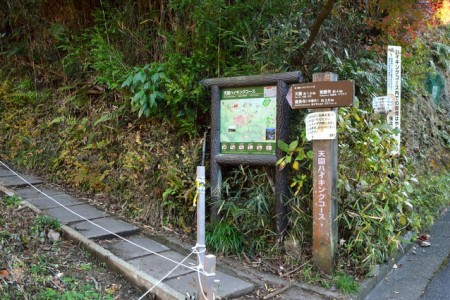 Hike the Alps Mountains in Kamakura and the Ten'en hiking course