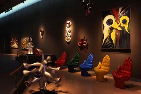 全球日本艺术之旅(神奈川乃是驰名全球的美术馆)