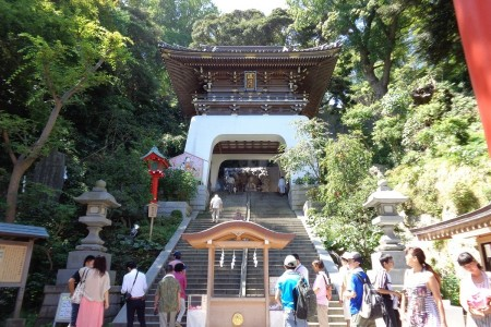 Enoshima - a place to visit with someone special