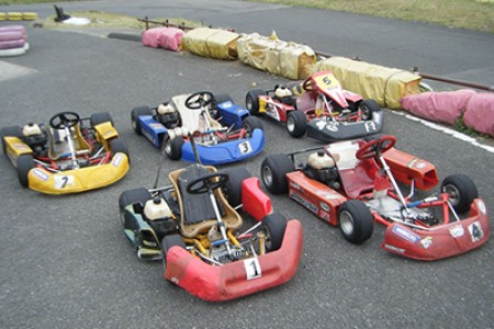 A fun experience for children! Interactive museums and go-carting