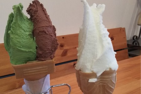 -Gourmet agriculture- This relaxing trip lets you follow the history and culture of Yokohama colored with the flavors of delicious gelato fresh from local dairy farmers