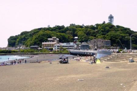 에노시마까지 걸어 갈 수 있다?! 신기한 톰볼라현상과 파워 스팟 순례 여행