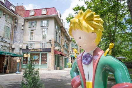 A trip around the world's one and only The Little Prince Museum