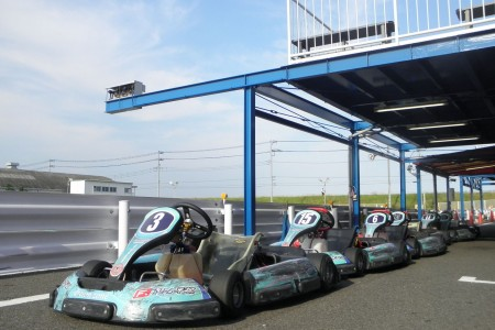 Circuit Driving Experience at F-Dream Hiratsuka