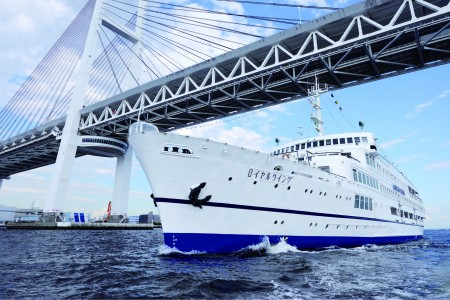 Hotel New Grand lunch and Royal Wing tea cruise