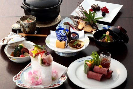 A special day with your special person, shopping and gourmet cuisine in Yokohama