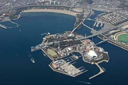Frolic at Yokohama leisure spots! You can taste that summer feeling!