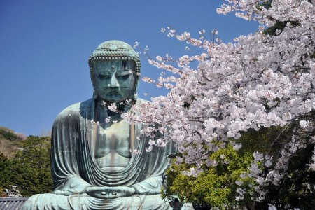 Kamakura Hiking: Meet the great image of Buddha with a tender smile