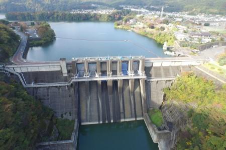 Staudamm-Erkundungstour - Shonan-Damm, Shiroyama-Damm, Miyagase-Damm