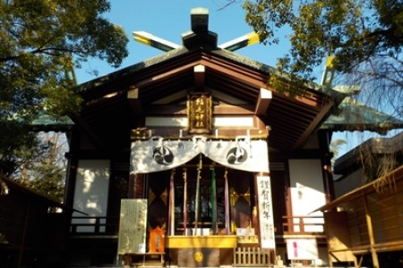 遍游川崎新旧寺院名胜