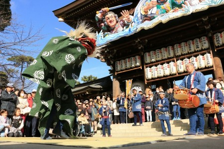 Samukawa Course: Purify your spirit in the New Year!