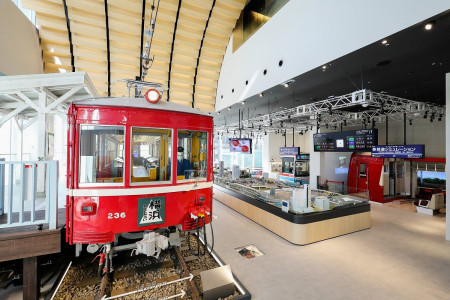 Visit this new spot around Shin-Takashima with the birth of the Keikyu Museum!