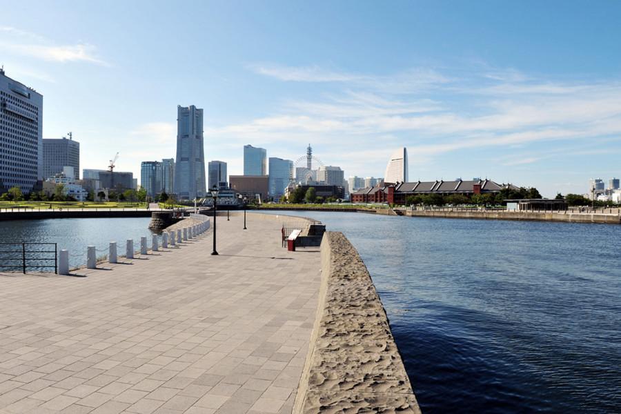 Les contes du port de Yokohama, passé et présent