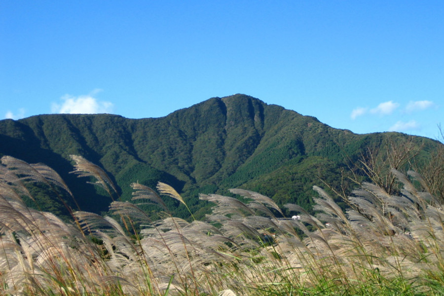 富士山の絶景 金時山登山