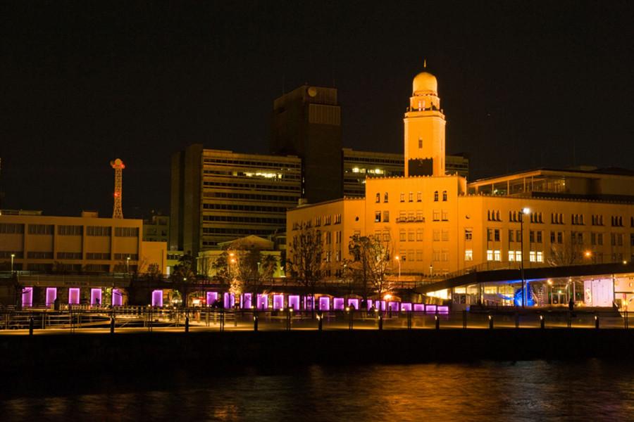 Die drei Türme von Yokohama: Legenden-Tour