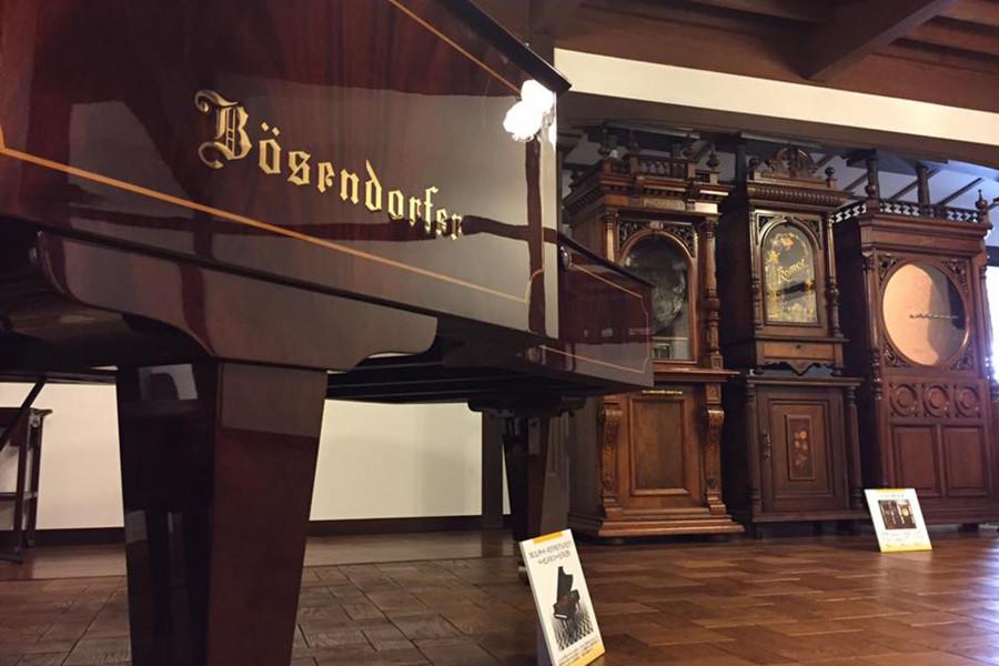 ทัวร์พิพิธภัณฑ์คาวาซากิ ทะคัตซึ