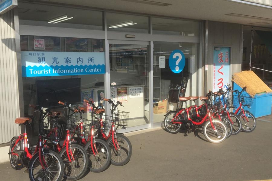 คอร์สปั่นจักรยานมิอุระ-โจกะชิมะ