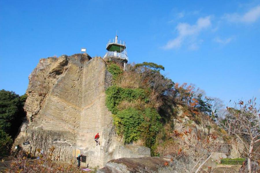 타카토리 산까지 짧은 등반