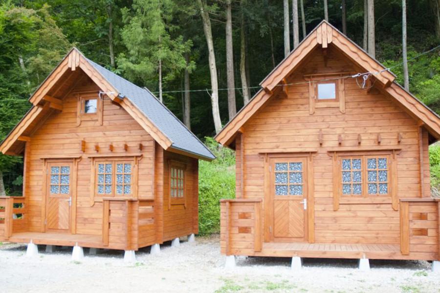 Grillen und heiße Quellen auf dem Aone Campingplatz