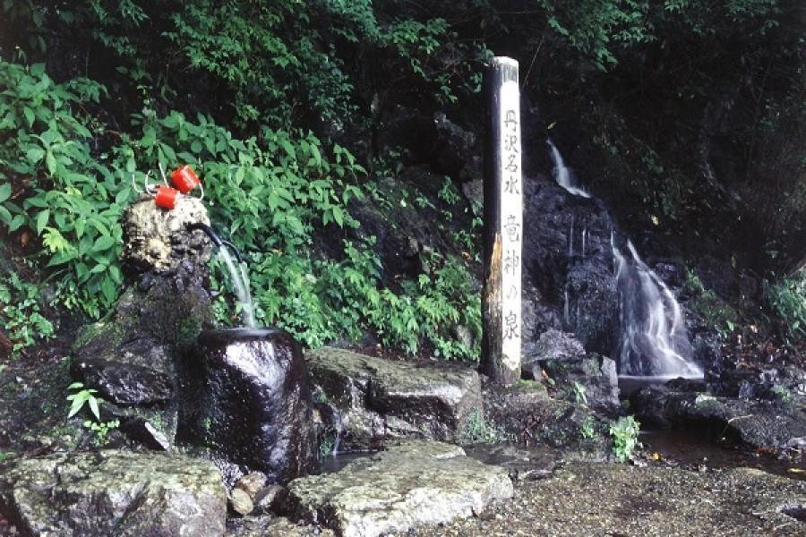 川・温泉・湧き水 丹沢の中にある様々な「水」に触れよう