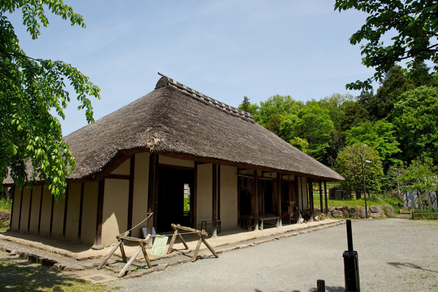 神奈川の古民家めぐりと江の島 2日間(レンタカープラン)
