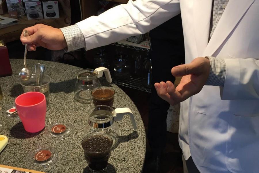 平冢的咖啡、手工艺品和和服的传统之旅
