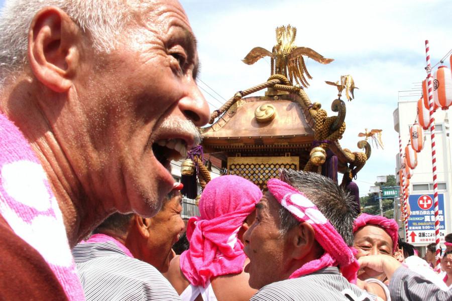 Kibune Summer Festival