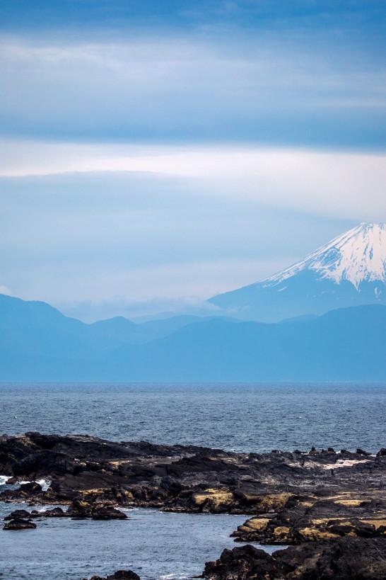 Cảnh quan núi Phú Sĩ