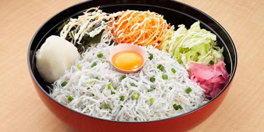 Ẩm thực Shonan shirasu