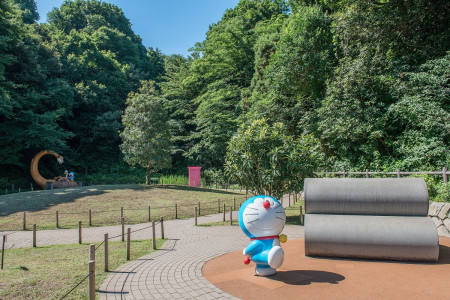 川崎:傳統文化與現代文化的一天