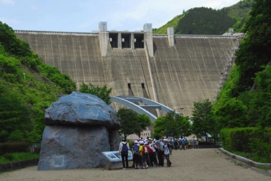 Picture courtesy: Public Interest Incorporated Foundation, Miyagase Dam Area Promotion Foundation