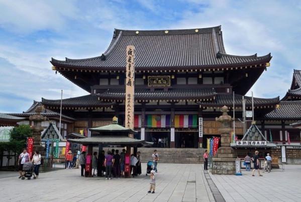 Picture courtesy of Kawasaki Daishi Heikenji Temple