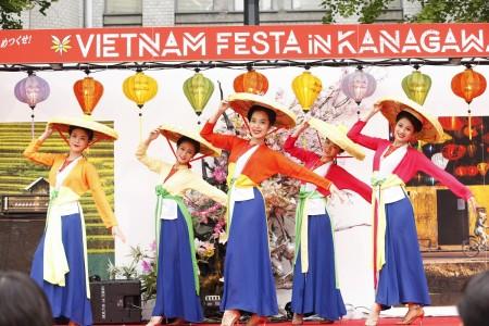 「ベトナムフェスタ in 神奈川」を開催しました!