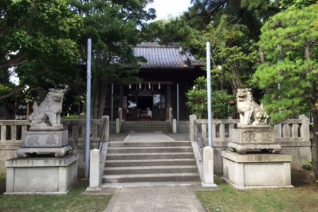 Katase Suwa Shrine