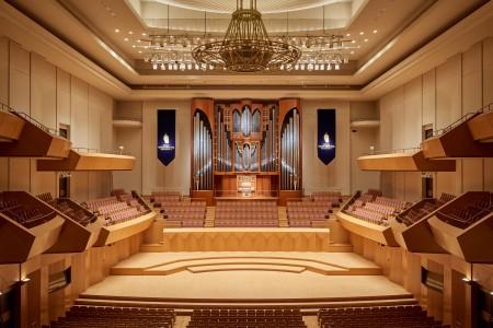 สถานที่จัดแสดงคอนเสิร์ตโยโกฮามะ มินาโทะ มิไร