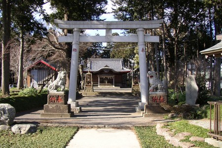 Kamikasuya Shrine