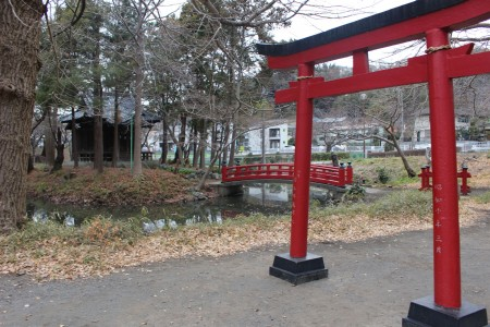 Kashiwayama-inari Shrine / Itsukushima Shrine