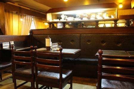 ร้านกาแฟจูเลี่ยน,อาหารรสเลิศในฟูจิสะวะ