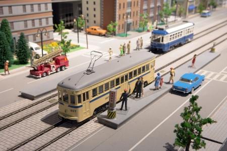 Yokohama Tram Museum