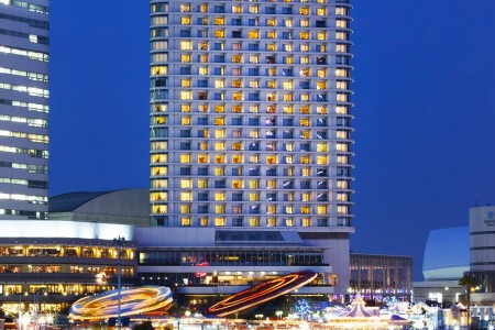 Khách sạn Tokyu Vịnh Yokohama
