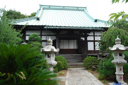 Eishou-ji Tempel