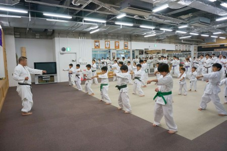 Shorinji Karate-do Renshinkan        Kanto region headquarter        Budo Karate        Imai Dojo