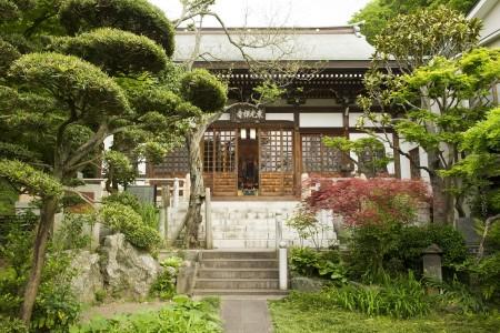 Le temple Tokozenji