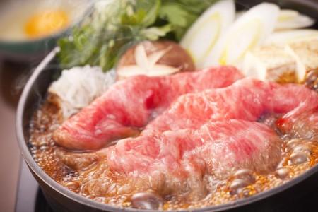 Gyu-nabe Araiya Bankokubashi餐厅(牛肉锅)
